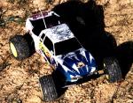 RC truck test